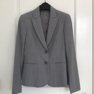 "Theory ""Tailor"" Wool/Lycra Suit Jacket"